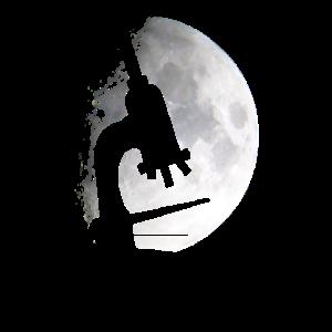 Mond Mikroskop