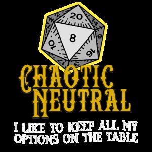 Chaotische Neutrale Optionen