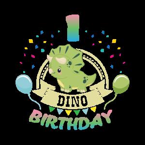 Dino 1 Geburtstag