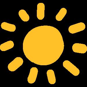 Sonne Zeichnung Muster