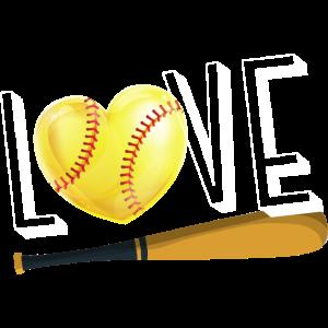 Softball-Liebhaber