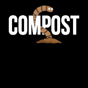 Würmer Für Kompost Fun Pun