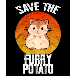 Rettet die pelzige Kartoffel