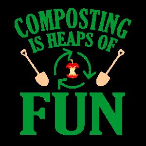 Kompostierung Ist Eine Menge Spaß Composting Day