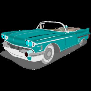 Amerikanischer Strassenkreuzer der 60er US Car
