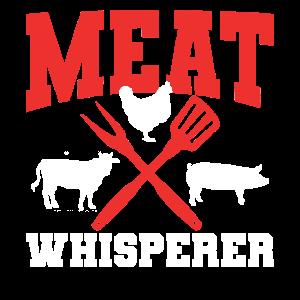 Grillen Fleischflüsterer BBQ Barbecue