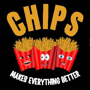 Chips machen alles besser