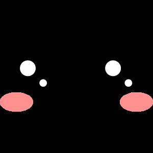 Augen Kawaii Farbe Anpassbar