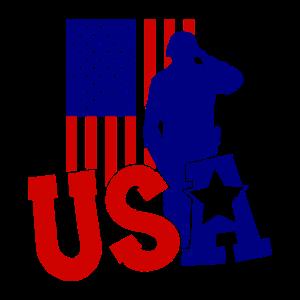 4. Juli USA Patriotische 1776 Sterne
