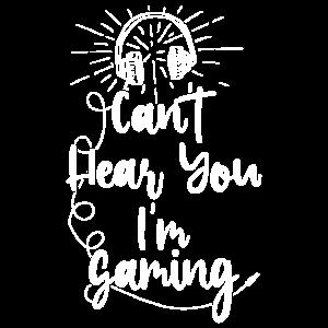 Ich Kann Dich Nicht Hören, Ich Spiele