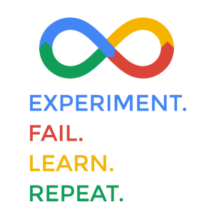 experiment fail learn repeat science