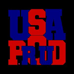 4. Juli USA Feier 1776 Stolz