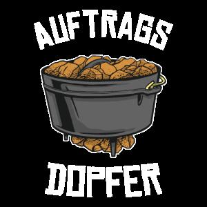 Dutch Oven Spruch Auftragsdopfer dopfen