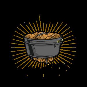 grillen dopfen Geschenke Dutch Oven