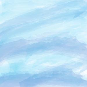 Blau Künstlerisches Muster Malerei Kunst Blautöne