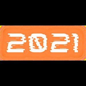 2021 Neon Orange