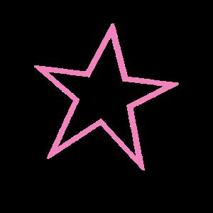 Stern Rosa