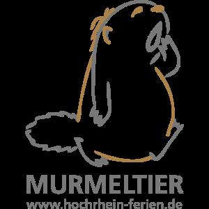 hochrhein-ferien.de Merchandise - Murmeltier