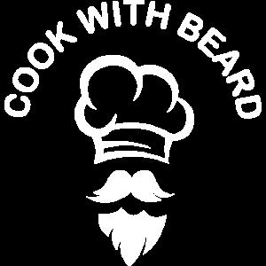 cook beards cooking symbol present