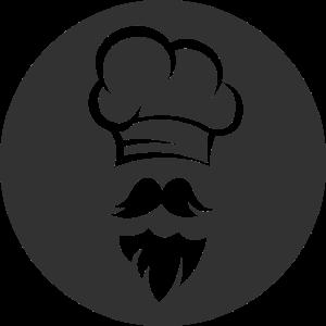 beards cooking cook symbol geschenk