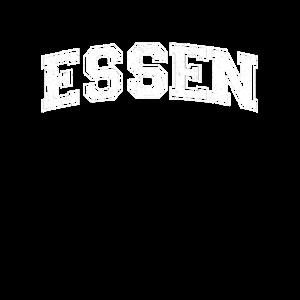 Essen Stadt in Deutschland