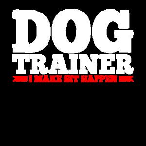 Hundetrainer Hundetraining