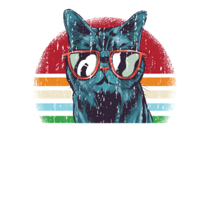 Meow I'm A Cat funny gift Halloween