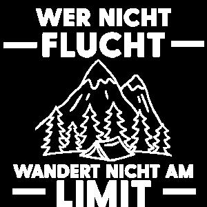 Bergsteiger Wanderer Wandern Berge Klettern Hütte