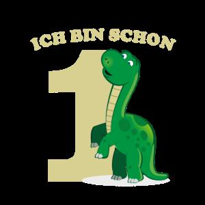Dino 1 Jahr