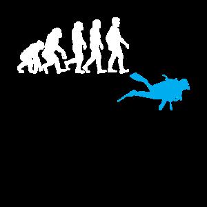 Tauchen Evolution