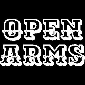 Open Arms uk 2021 Grau