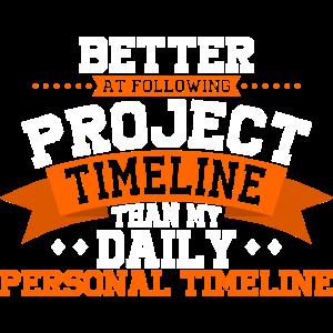 Projektmanager - Besser im Anschluss an das Projekt