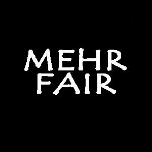 mehr fair fair trade no hate