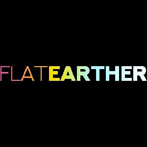 FLAT EARTHER - Die Erde ist eine Scheibe