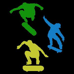 Skateboard Skateboarder Skater - Skatepark Skaten