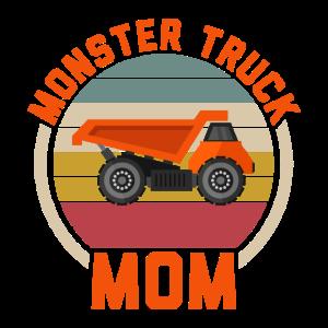Monster Truck Mom