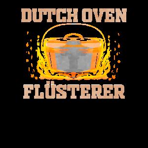Dutch Oven Flüsterer - Lustiges Dopfen Grill