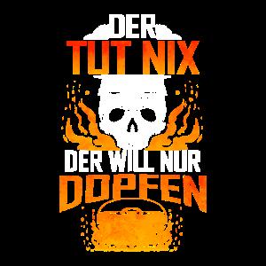 Dutch Oven - Der tut nix der will nur Dopfen Grill
