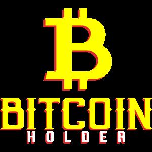 Bitcoin Halter Hodl BTC Krypto