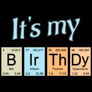 Its my BIrThDy - Its my Birthday