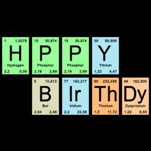 HPPY BIrThDy - Happy Birthday