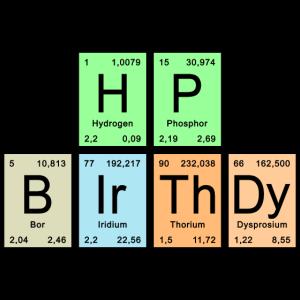 HP BIrThDy - Happy Birthday