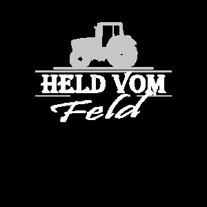 Held vom Feld – Landwirt Farmer - Bauer Lustiges