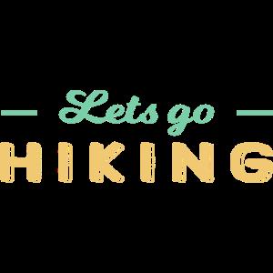 Let s go Hiking
