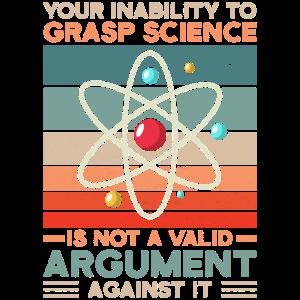 Wissenschaft Spruch