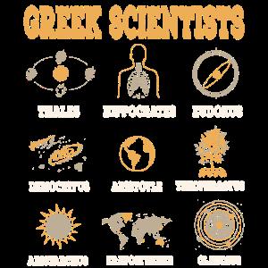 Grieschiche Wissenschaftler, Thales, Eudoxus