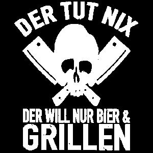 Der tut nix der will nur grillen BBQ Grill Master
