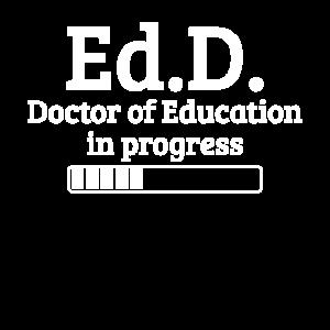 Ed.D Doktor der Pädagogik Promotion