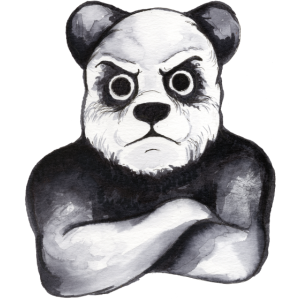 Kung-Fu Panda Papa