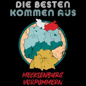 Die Besten kommen aus Mecklenburg Vorpommern